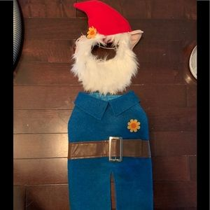 Dog gnome costume